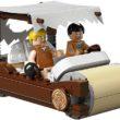 LEGO The Flintstones auto