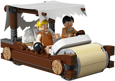 LEGO The Flintstones auto