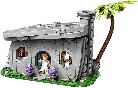 LEGO The Flintstones buitenkant