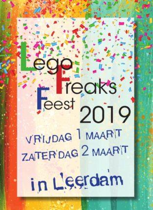 LEGO freaks Leerdam