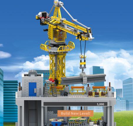 LEGO Tower spel