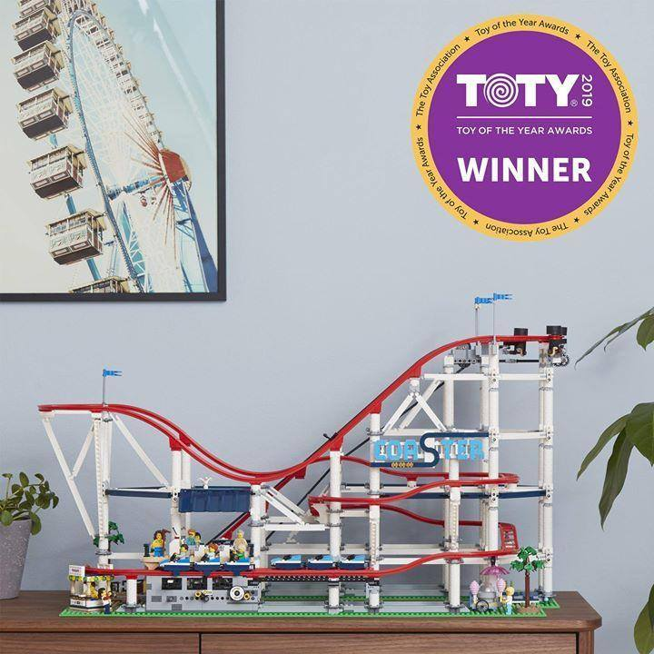 Toy of the Year Awards 2019 achtbaan