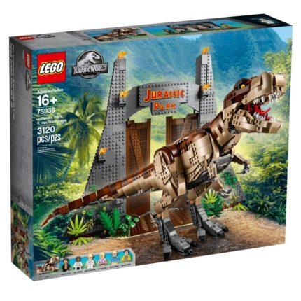Grootste LEGO dino doos
