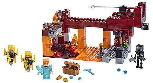 LEGO Minecraft zomer 2019