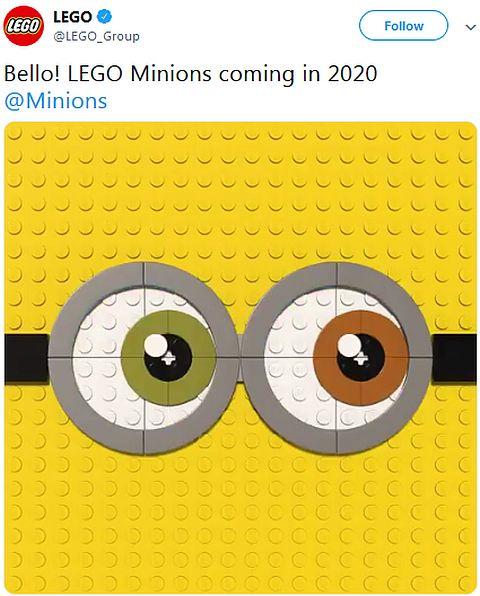 LEGO Minions
