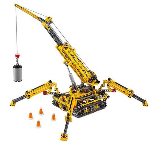LEGO Technic zomer 2019 crawler