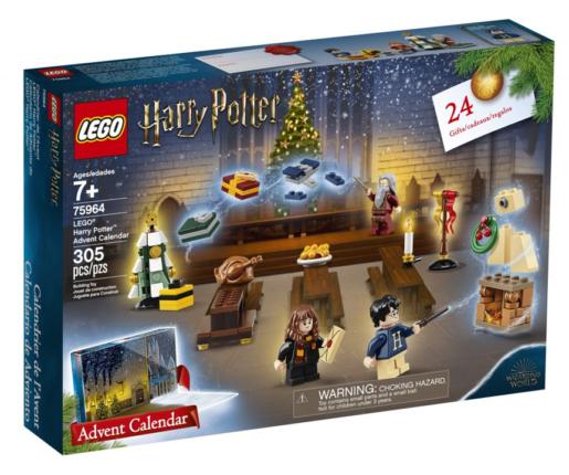 LEGO adventskalender 2019 75964