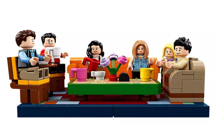 LEGO Cental Perk