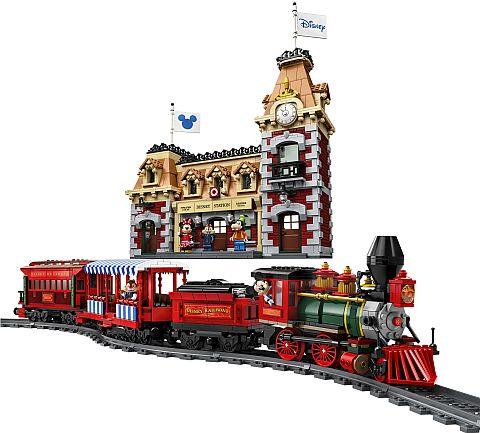 LEGO Disney trein