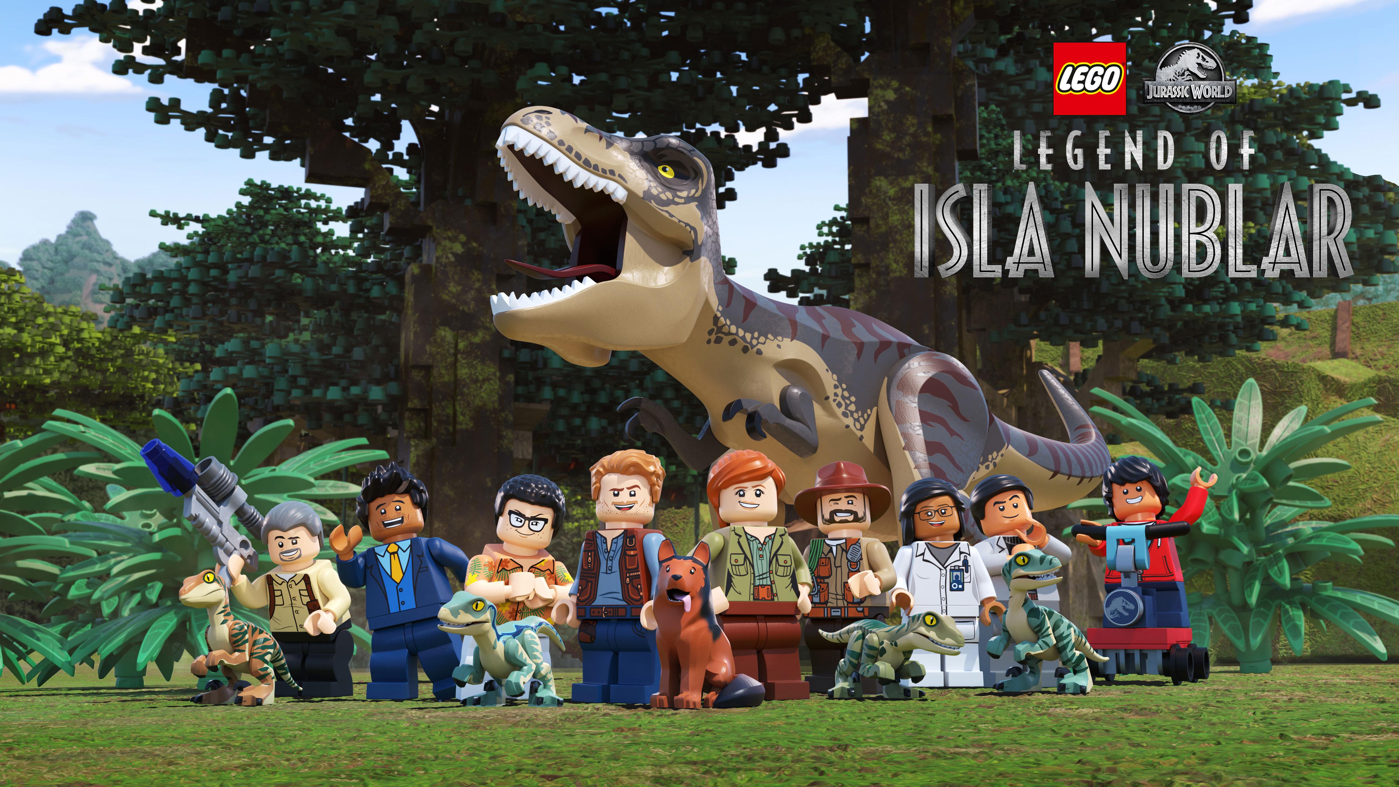 Legend of Isla Nublar