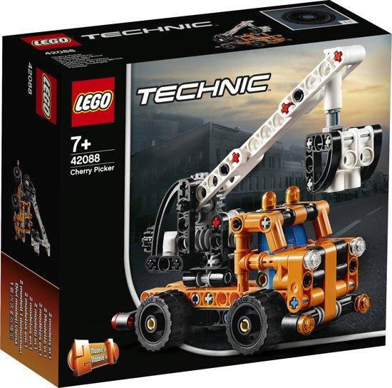LEGO Technic hoogwerker
