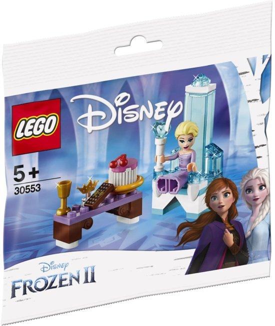 LEGO Frozen Elsa's wintertroon