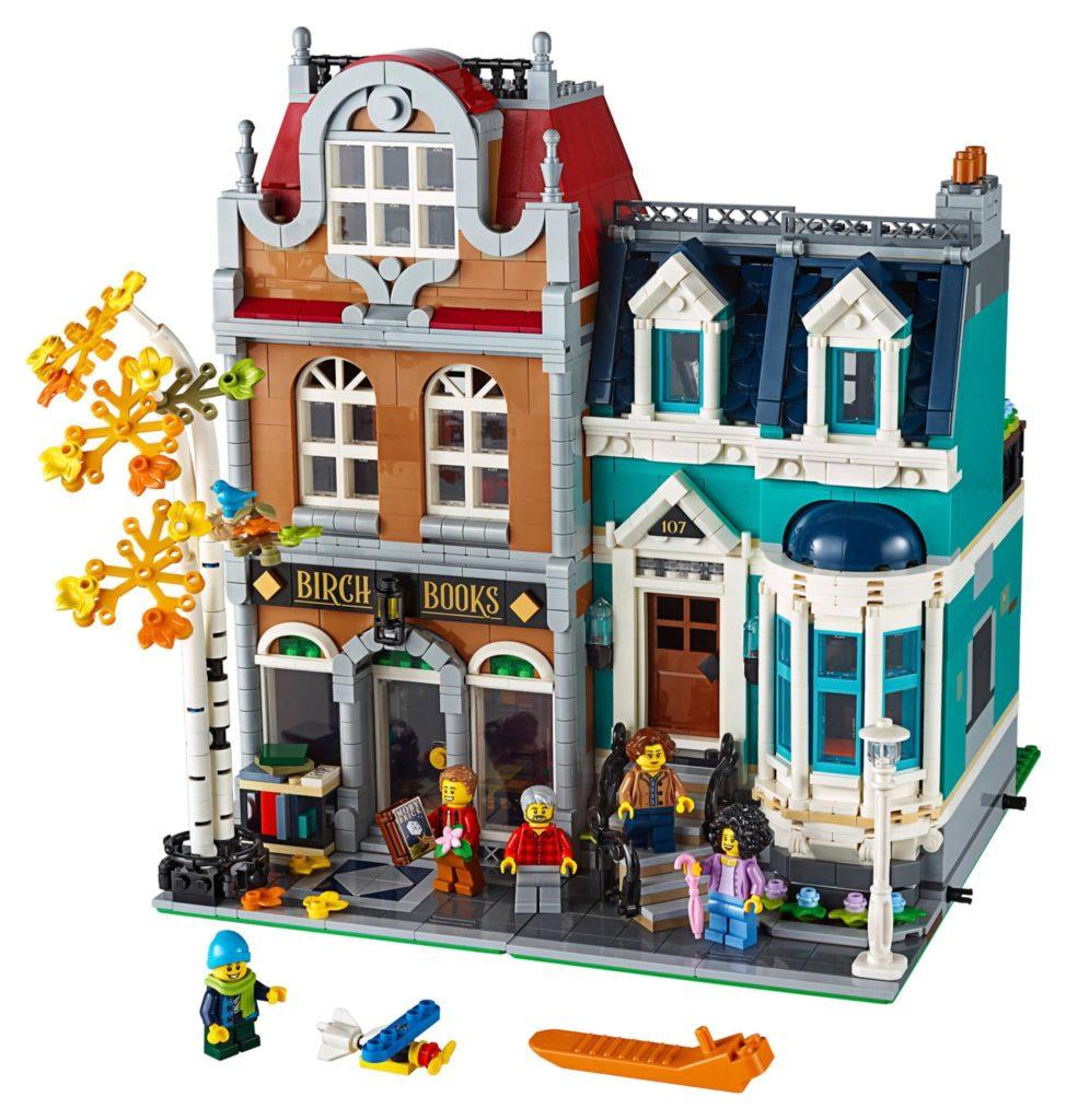 LEGO Boekwinkel