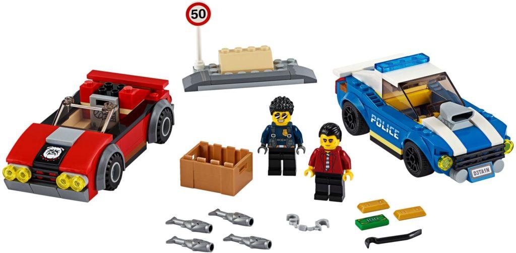 LEGO City 2020 60242