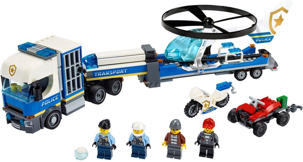 LEGO City 2020 60244