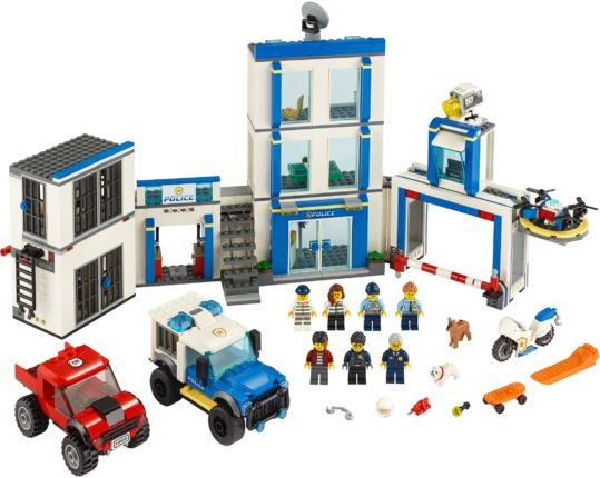 LEGO City 2020 60246
