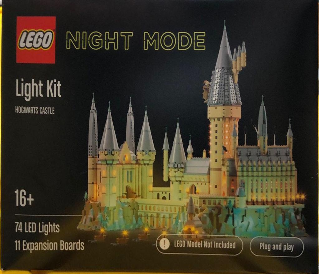 LEGO Night Mode Harry Potter