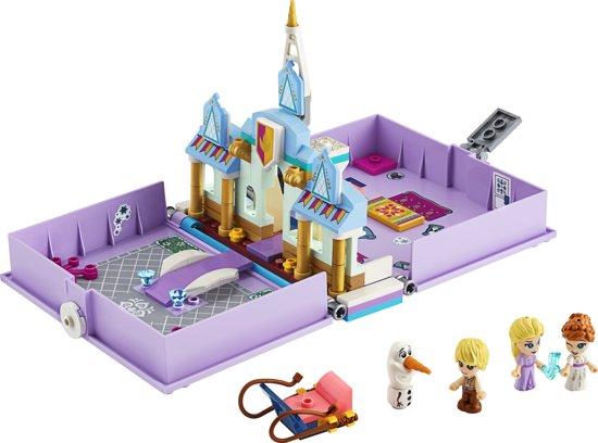 LEGO Disney verhalenboekavonturen Frozen
