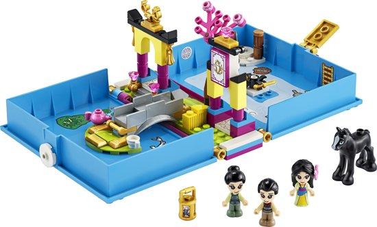 LEGO Disney verhalenboekavonturen Mulan