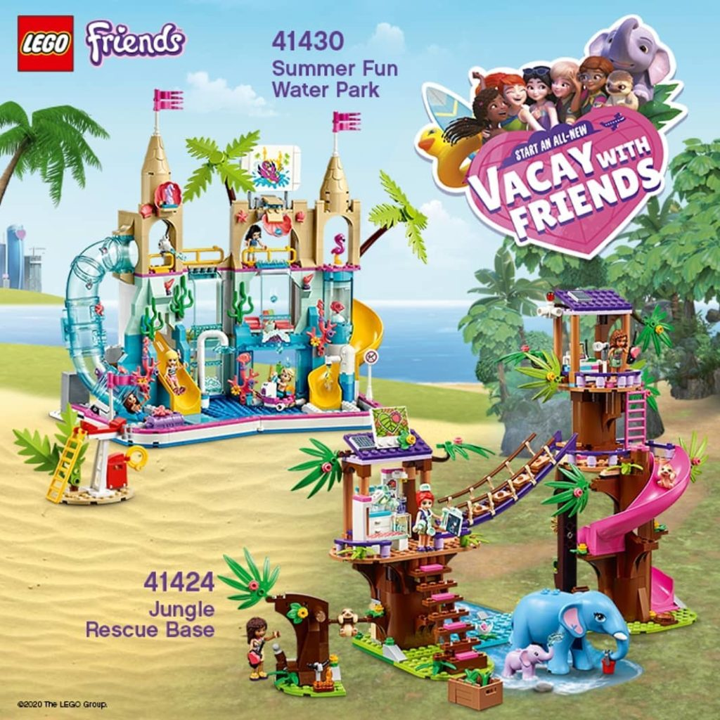 LEGO Friends zomer 2020