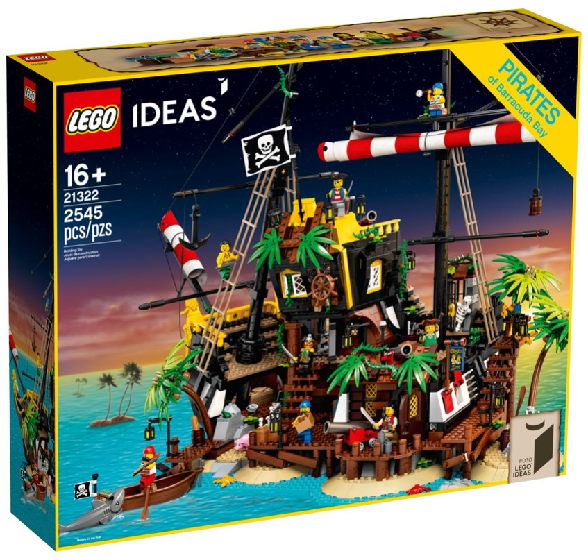 Pirates of Barracuda Bay