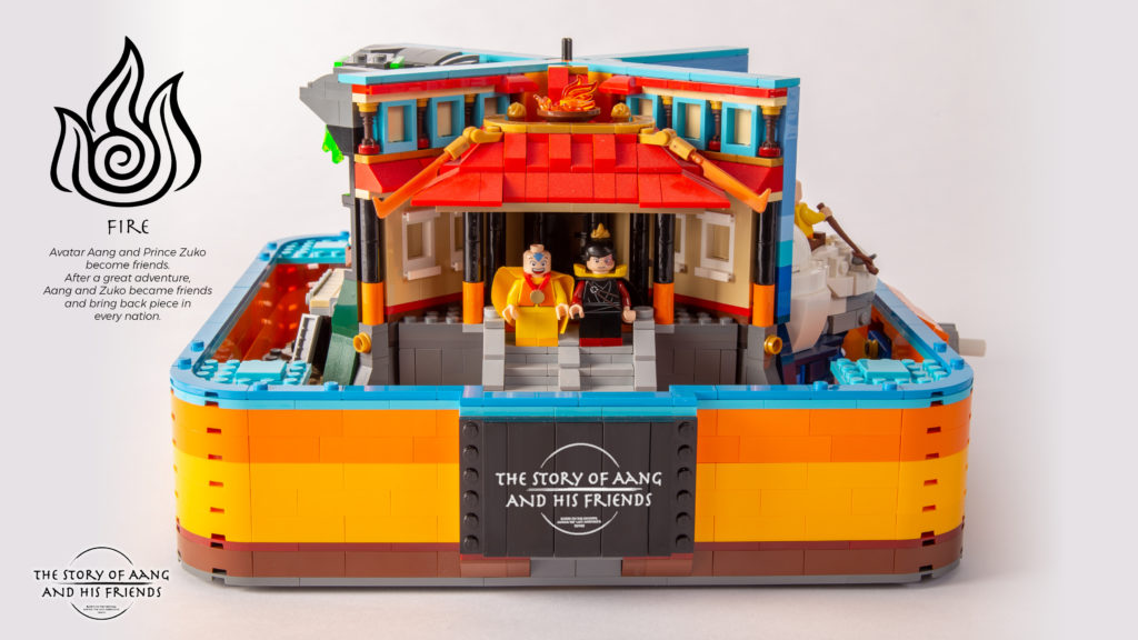 Avatar: The Last Airbender LEGO
