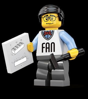 LEGO House fan dag