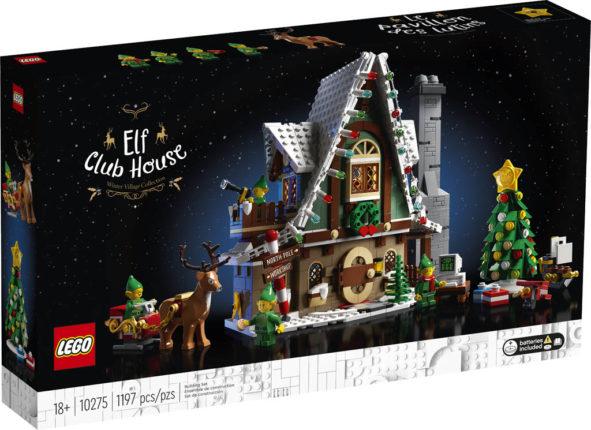 LEGO Winter Village Elf Club House