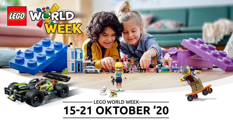 LEGO World Week 2020