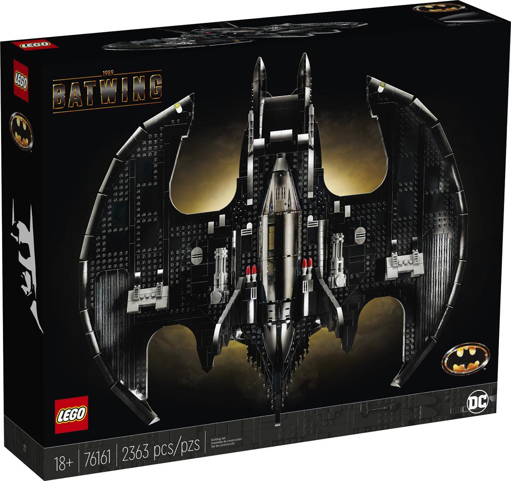 LEGO DC 1989 Batwing