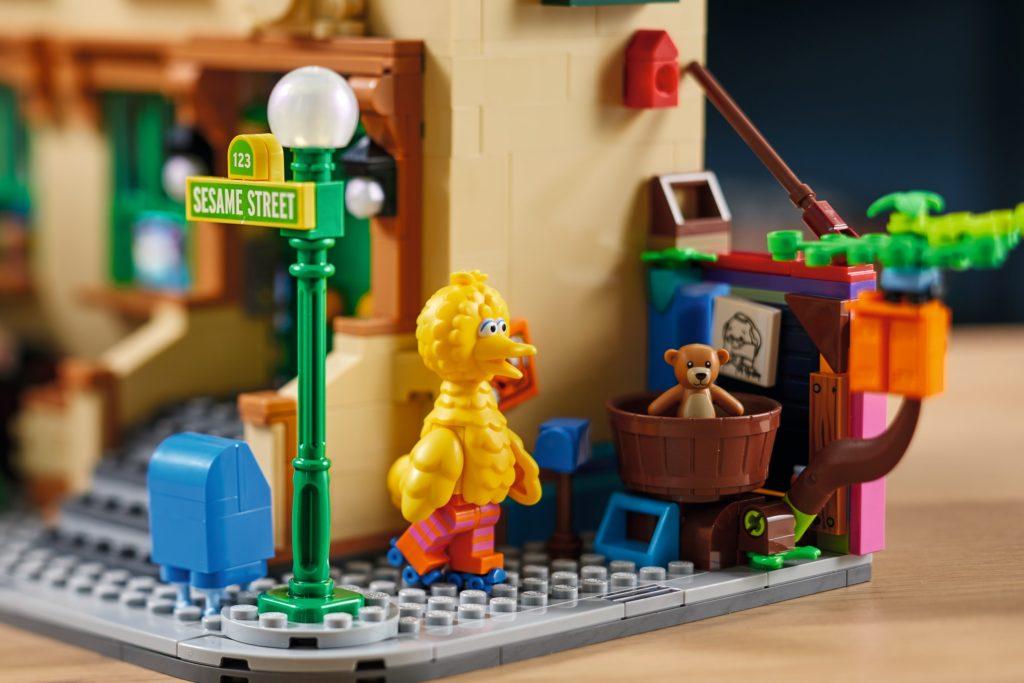 LEGO Sesamstraat