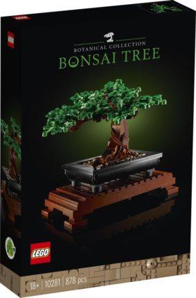 LEGO Bonsai boom