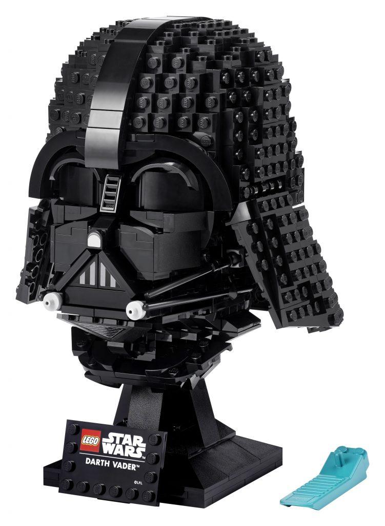 LEGO Darth Vader helm